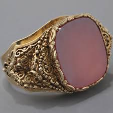 men vintage rings images Fay cullen archives rings men 39 s vintage gold ring etruscan jpg