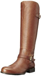 womens boots size 11 ww amazon com naturalizer s joan boot knee high
