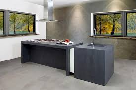 cuisine beton cire beton cire mur cuisine salle de bain 1 b233ton cir233 r233sine salon
