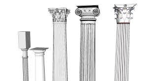 ancient greek architecture columns