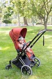 Modern Sleek Design by Cybex Priam Stroller Project Nursery Nursery And Babies