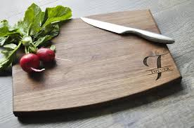 recipe engraved cutting board personalized engraved cutting board walnut custom cutting board pers