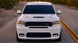 dodge durango lease 2018 dodge durango srt gets 829 month lease offer carsdirect