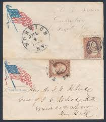 covers united states stamps
