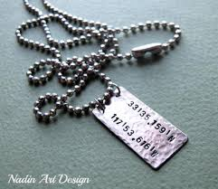 personalized mens necklaces mens necklaces personalized necklace for men engraved mens