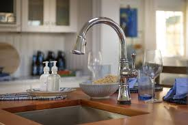 white pull down kitchen faucet tags cool gold kitchen faucets