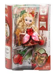 after high apple white doll madeline hatter and apple white after high doll omocha crush