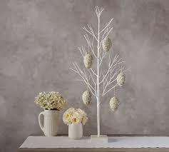 ornament tree easter ornament tree pottery barn