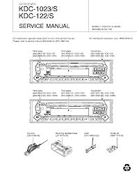 kenwood kdc 122 wiring diagram wiring diagrams