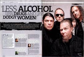 Articles Main Title Image Result For Metallica Magazine Articles Metallica