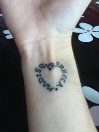 best 25 name tattoos on wrist ideas on small tattoos