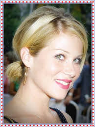 christina applegate hairstyles christina applegate short ponytail funky haircut styles and hairstyles