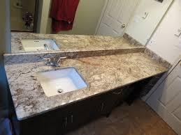 Bathroom Granite Vanity Top Bathroom Vanity Tops Tiling A Bathroom Vanity Top Pepper Pepper