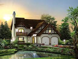 Tudor Style House Plans European House Plans European Home Plans European Style House