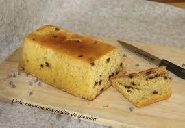 cuisine sans farine cake bananou aux pépites de chocolat sans farine chez vanda