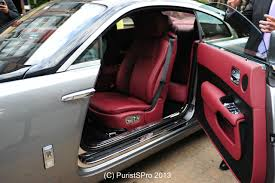 roll royce car inside automotive an introduction the rolls royce wraith