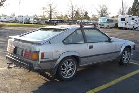 toyota celica last year made curbside 1984 toyota celica supra mk ii the about