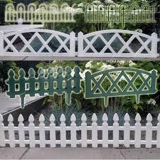 garden picket fence ebay