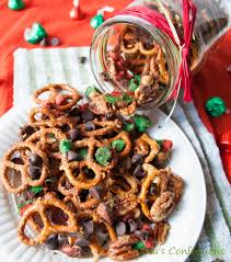 christmas party snack mix delicious smells and tastes like the