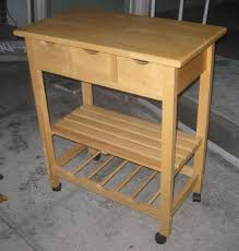 Folding Kitchen Cart by Kitchen Carts Kitchen Island Small Apartment Unfinished Wood Cart