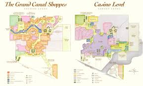 Las Vegas Strip Casino Map by Venetian Hotel Map Las Vegas