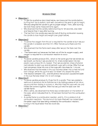 lab report template middle school 7 middle school lab report exle envelope address