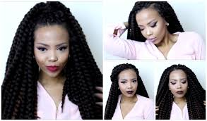 hairstyles with senegalese twist with crochet how to quick easy styles for senegalese twists crochet braids