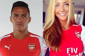 alexis sanchez wife married football boss phil brown ditches his pregnant mistress the sun