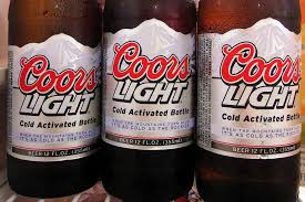 coors light calories pint the light beer myth exploring the promise