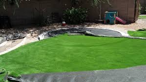 artificial turf and putting green cultivated lawn services