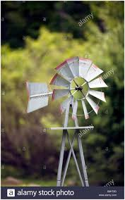 backyards chic ornamental windmill galvanized with red tips 3