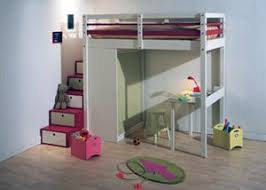 queen size loft bed with stairs home design ideas