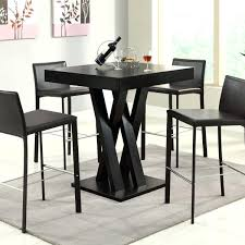 high kitchen tables small bistro table and 2 chairs bistro table