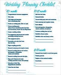 wedding checklist and planner wedding planner checklist pdf simple wedding checklist