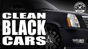 home products to clean car interior how to clean and detail black cars chemical guys car care