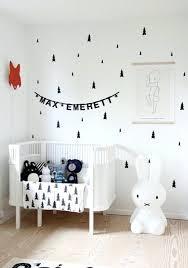 chambre bebe noir chambre bébé et blanche famille et bébé