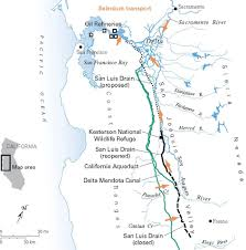 san francisco delta map linking selenium sources to ecosystems san francisco bay delta model