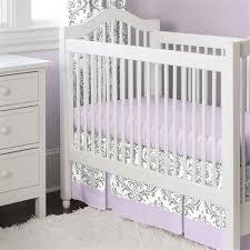 vintage crib skirts dust ruffles for cribs carousel designs