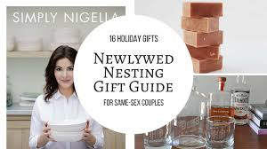 16 gifts for newlyweds
