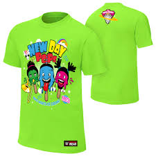 Halloween Shirts For Ladies The New Day Merchandise Official Source To Buy Online Wwe