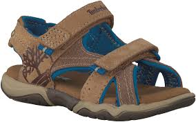 brown timberland sandals park hopper l f 2 strap kids omoda com