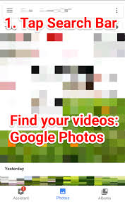 find your videos google photos google google drive and youtube