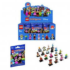 Lego Blind Packs Ebluejay Lego Minifigures Disney Series Mystery Blind Bag