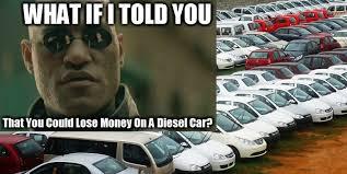 Diesel Memes - driving like dummies 8 diesel vs petrol vadakkus