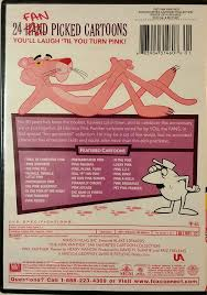 the pink panther amazon com the pink panther fan favorites cartoon collection
