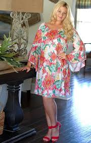 print dress laughing with print dress ivory perfectly priscilla boutique