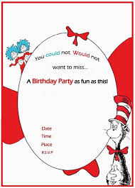 online birthday invitations dr seuss birthday invitations templates trxtrainingequipment