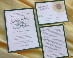 Sunflower Wedding Programs Floral Archives Page 10 Of 27 Emdotzee Designs