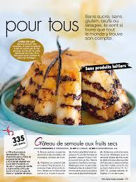hors s駻ie cuisine actuelle on parle du sans gluten dans le hors série cuisine actuelle mai