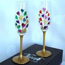 decorazioni bicchieri bicchieri decorati fai da te foto 13 39 10elol